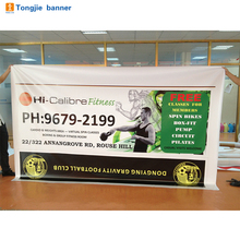 Outdoor custom vinyl banner pvc banner for advertising