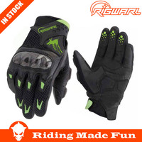 Hot Sale !! Protective Waterproof Leather Black Motorcycle Glove For Outdoor Sports With OEM Service