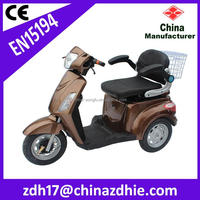 High Quality 3 Wheel Electric Mobility Scooter 48V20AH Long Range
