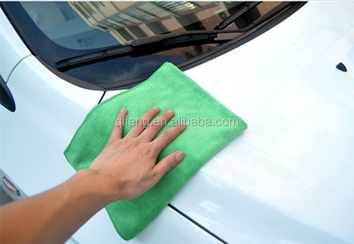 Thirsty Microfiber Car Towel