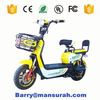 2014 New new design 1500W Electric cub motorcycle