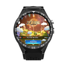ce rohs smart watch phone with MTK6580 Android 5.1 System 3G Mobile Phone Smart Watch