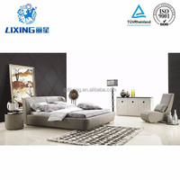 Quality Wholesale Home Furniture Latest Double Bed Designs