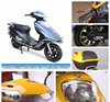 2016 New Online factory wholesale pedal assist electric motorcycles