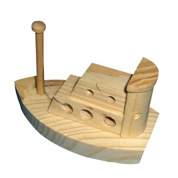 Корабли из дерева для детей своими руками 799
