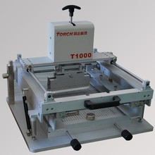 Hot sale Semi Auto SMT Solder Paste Printing Machine for PCB