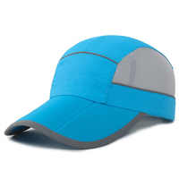 Good quality golf sports baseball caps custom baseball cap hat