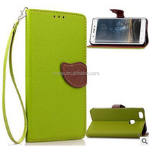 Flip Purse IC Card Slots Holder Pouch Stand leather mobile phone case for Samsung Galaxy Grand 2