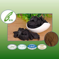 100% natural herb prepared rehmannia root Extract to provide external treatment of plant extracts