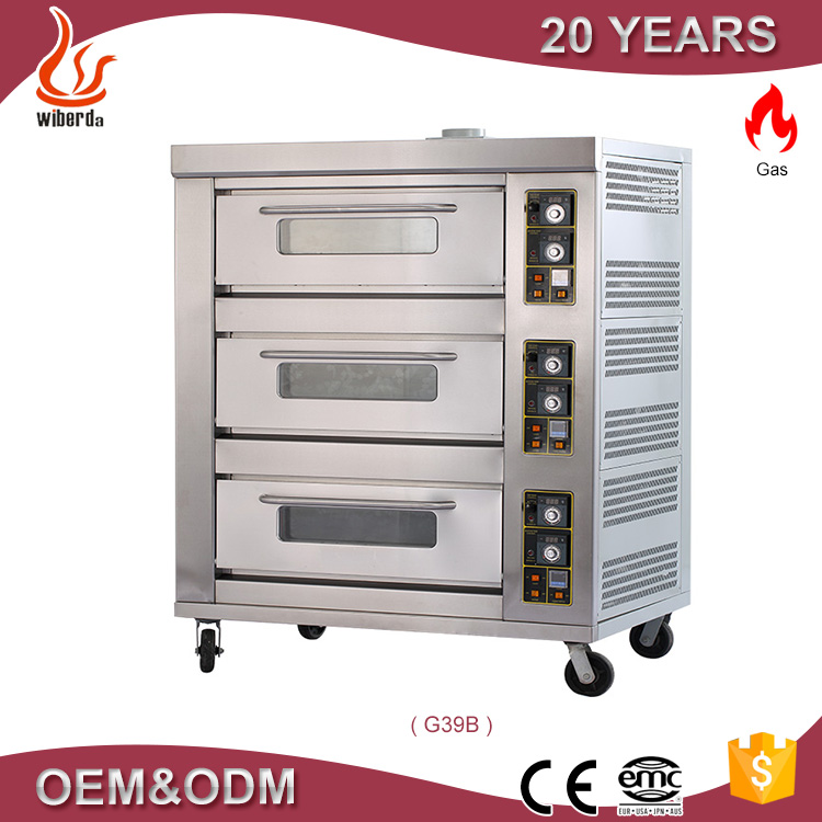 New arrival !! China manufacturer catering equipment bread bakery equipment oven
