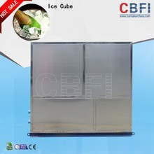 Guangzhou CBFI edible ice cube machine simple construction