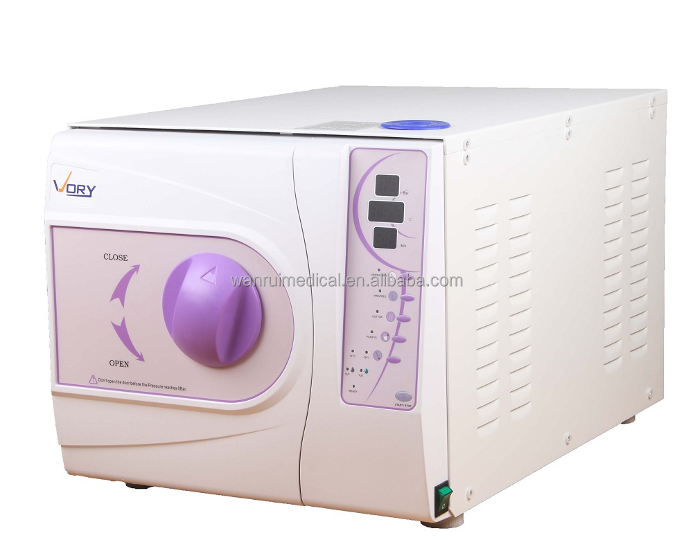 Vory purple used autoclave machine with CE certificate