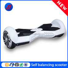 New hot products on the market 2 wheels self balancing scooter with bluetooth