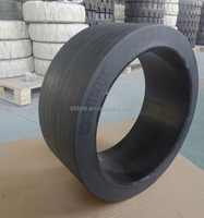Wirtgen press on solid tire 620x255x455 for milling machine