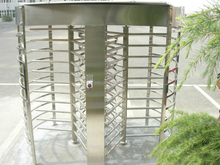 tourniquet automatique/ full height turnstile gate barrier