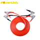 J60010 Comercial Heavy Duty 25 FT 2 Gauge Booster Cable Emergency Power Jumper cable