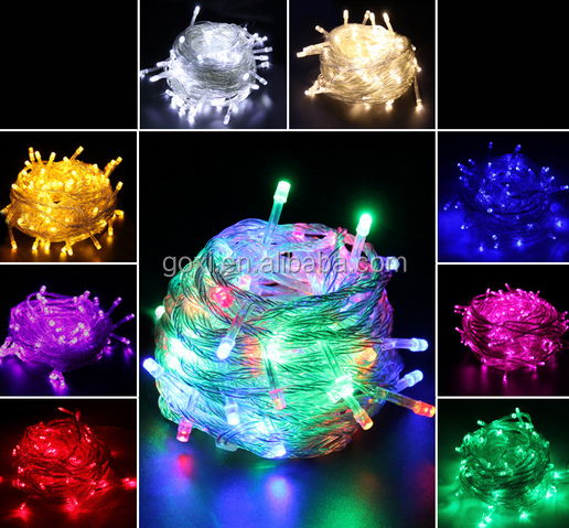Bulk Order String Lights : 2015 Christmas 100 Led String Light Factory Wholesale Hot New Products Outdoor Led Light - Buy ...