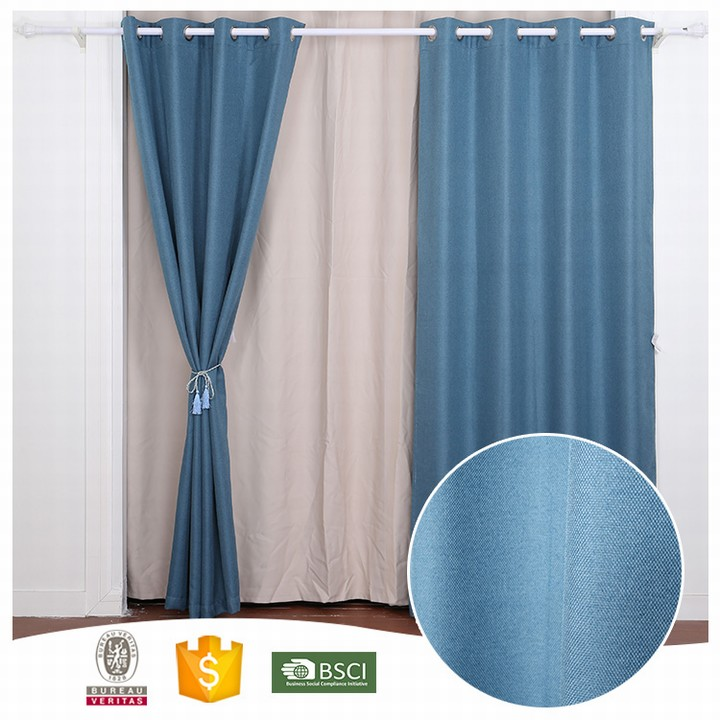Best Selling Useful Flower ready made curtains living room