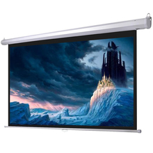 Outdoor retractable projector screen manual 100""