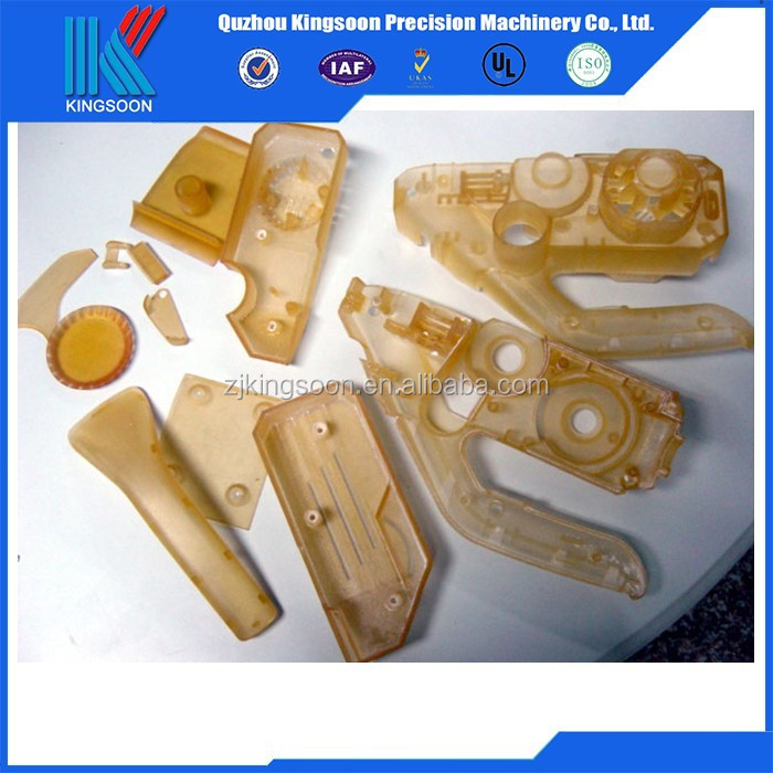 High Quality Custom Motorcycle Parts Plastic Injection Moulding