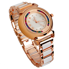 2017 high quality lowest price Beautiful lady watch is popular now