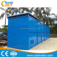 MBR Membrane Ceet Printing and Dyeing Waste Water Treatment Plant (MBR)