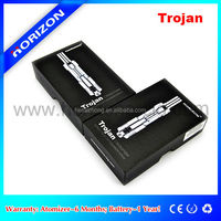 2014 hottest Horizon Spartan rebuildable mechanical mod vaporizer watchcig electronic cig Trojan horizon pyrex tank in stock