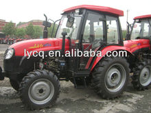 50hp YTO 504 mini 4x4 wheel tractor for sale