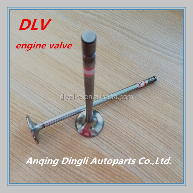 China supplier for low price of engine valve, auto spare parts for japanese cars