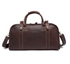 Fashionable Sport Genuine Leather Soft Small Travel Bag For Sale