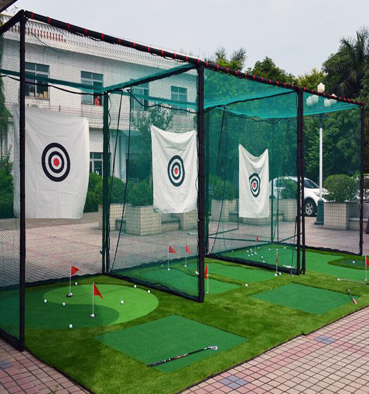 Professional golf net and golf chipping nets