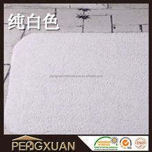 Pure cotton , Special hotel bathroom towel mat /floor towel ,high cost performance