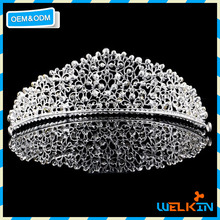 Cheap Custom Fashion Tiaras for Women Factory Direct Sale