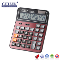 GTTTZEN CT-8840 Wholesale solar battery Desktop 14digits Calculator