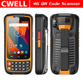 4 Inch 4G LTE 1D/2D/RFID/ZigBee Android Handheld Barcode Scanner UNIWA V3C