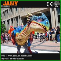 Adult Walking Professional Dinosaur Type Chinese Dragon Costume