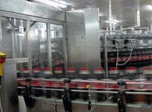 pet or glass bottle 330ml 330cc carbonated drink canning machine from zhangjiagang
