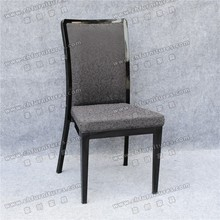 excellent quality aluminum imitated wood chair