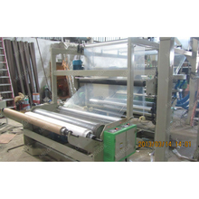 Widely Used three layers extrusion pe film blowing machine