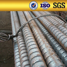 steel armature Fully thread steel bars bulk ship to Australian