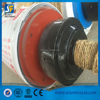 Rubber laminating roller for paper machine made in china