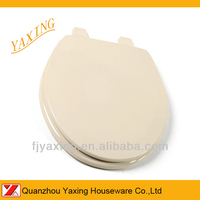 Yaxing molded wooden american standard raised toilet seat