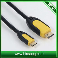 HDMI Cable A Male to C Male 1.4V for Multimedia