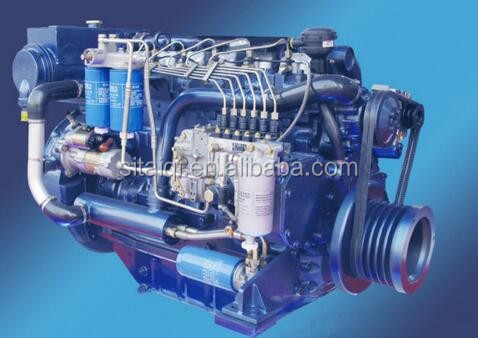 weichai Deutz TBD 226B series marine diesel engine for sale