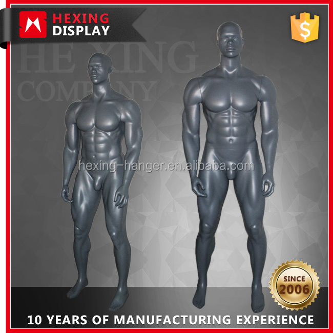 Sports Muscular Realistic Male Full Body Mannequin