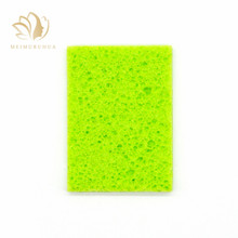 cleaning magic sponge natural biodegradable cellulose sponge for dish