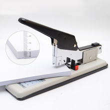 Wholesale Capacity 100 Sheets Office Manual Heavy Duty Stainless Steel Metal Book Binding Stapler Machine