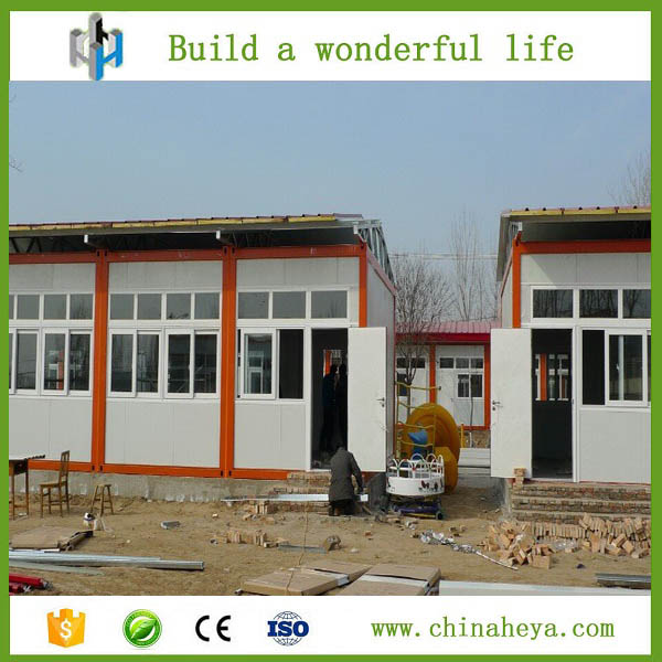 Low cost modular prefab container school smart classroom with great price