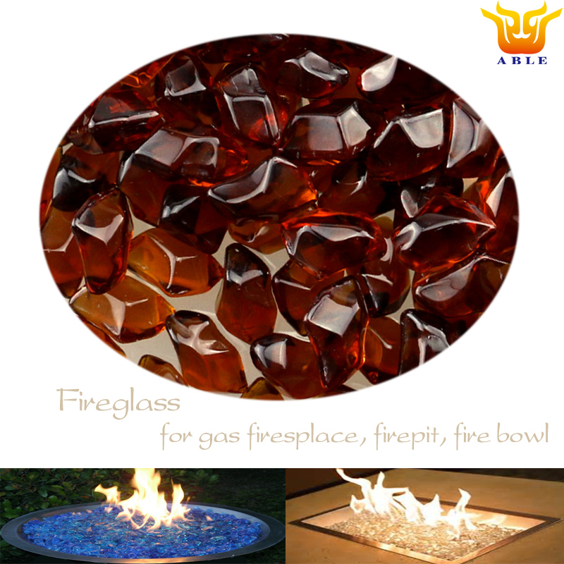 Outdoor fireplace Gas fire pit Fire table Glass