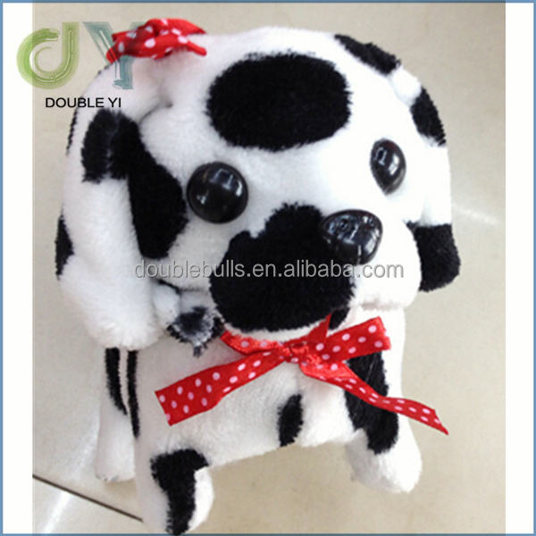 Christmas gift Electronic pet dog Electric plush toys for children, plush toys dolls madel